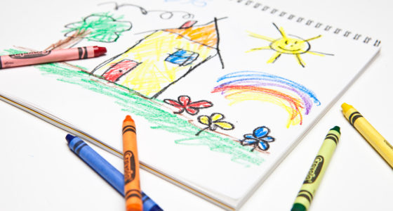 The Importance Of Preserving Your Children's Artwork